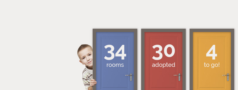 Adopt a Room Campaign